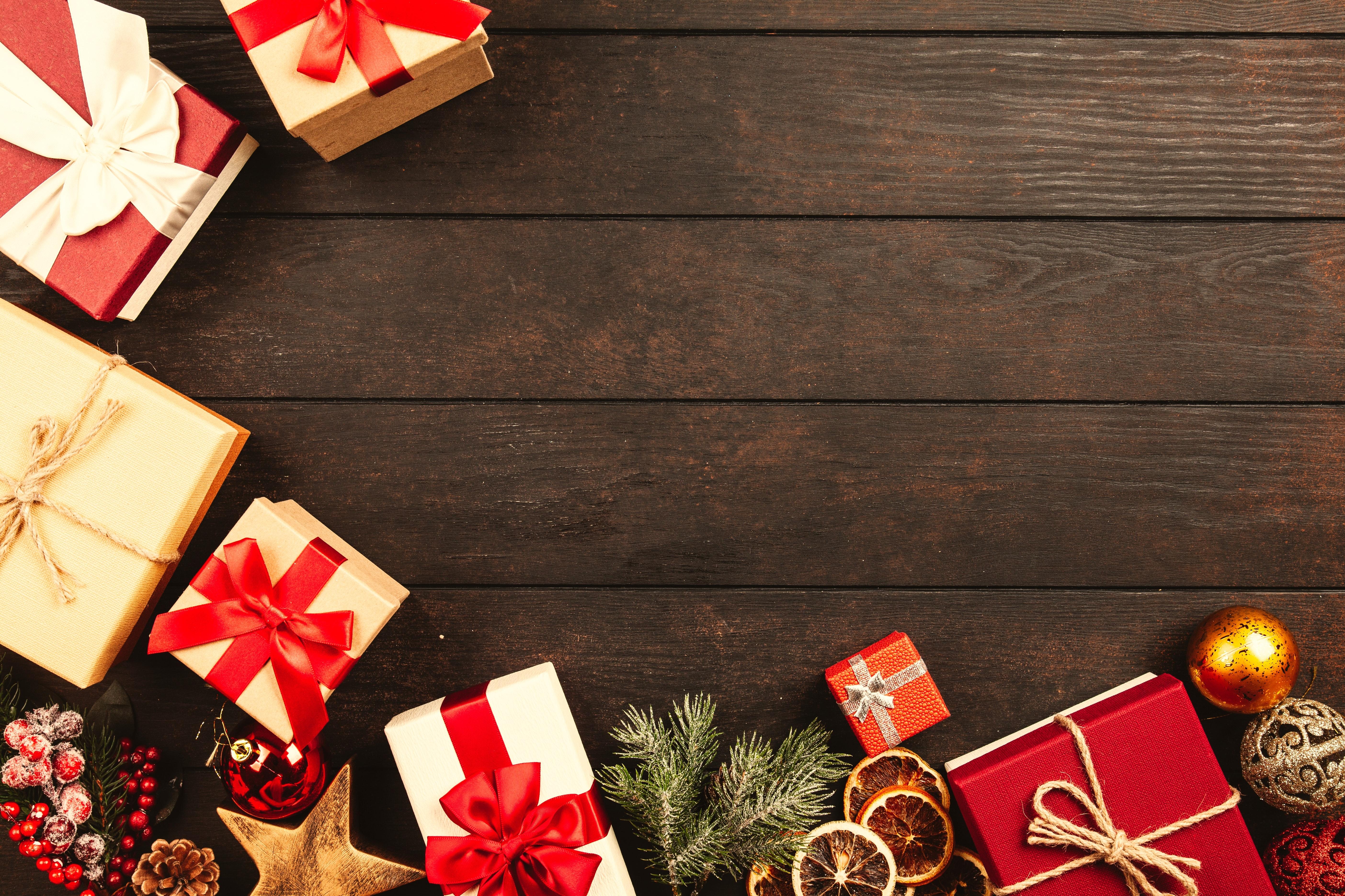 Background quảng cáo Giáng Sinh đẹp