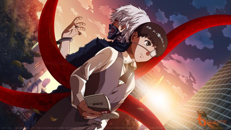 Hình ảnh anime Tokyo ghoul đẹp nhất