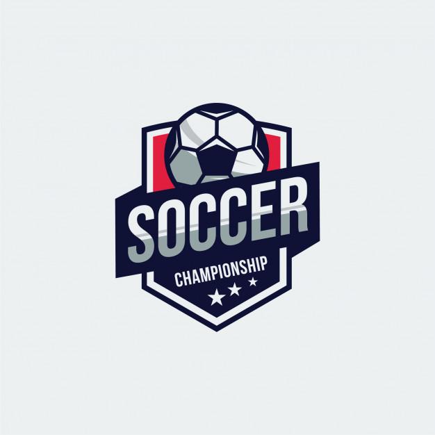 Logo bóng đá 3D đẹp