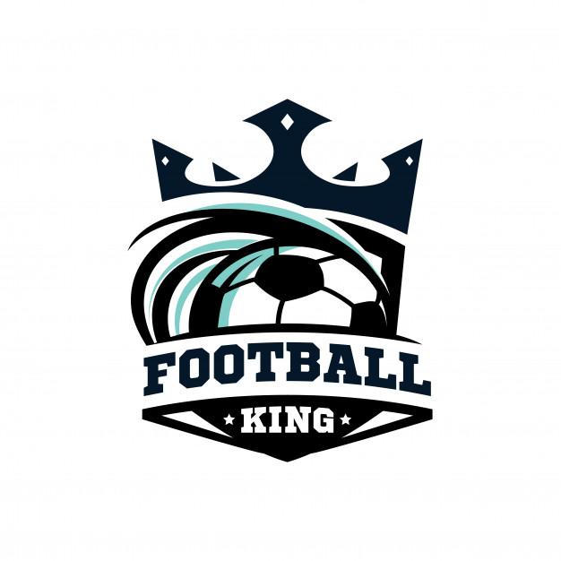 Logo bóng đá thiết kế đẹp nhât