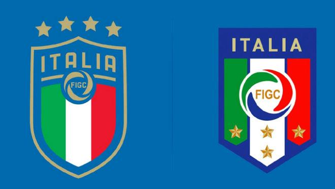 Logo đội bóng Italia
