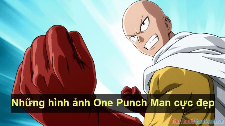 Những hình ảnh One Punch Man cực đẹp