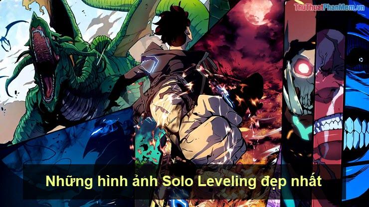 Những hình ảnh Solo Leveling đẹp nhất
