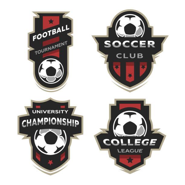 Thiết kế Logo CLB Bóng đá đẹp