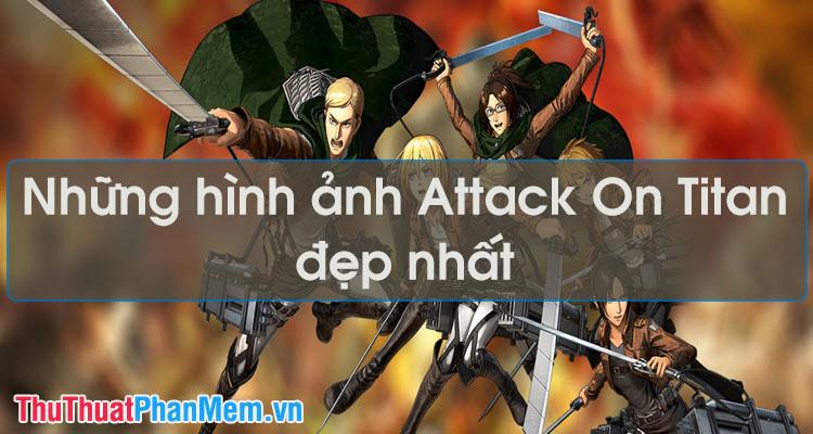 Những hình ảnh Attack On Titan đẹp nhất