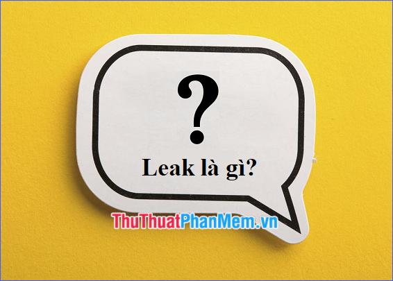 Leak là gì?