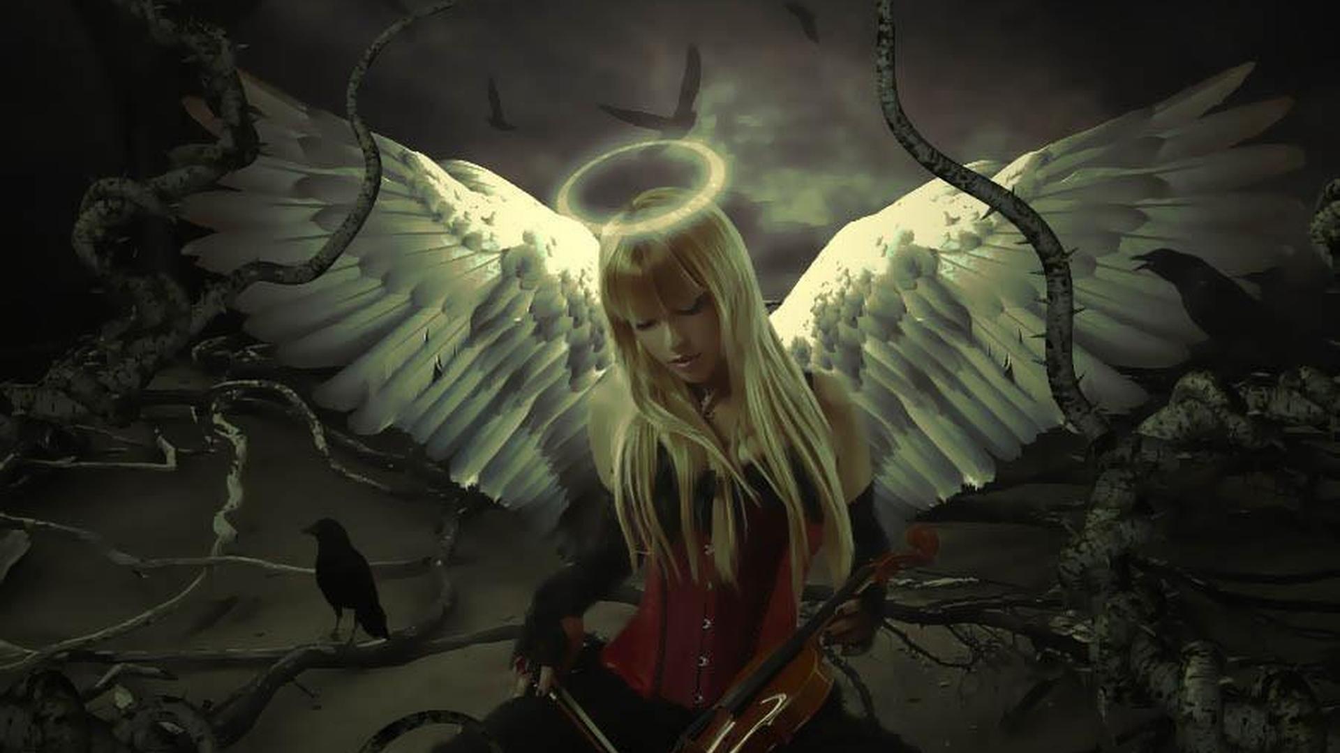Ảnh Angel đẹp