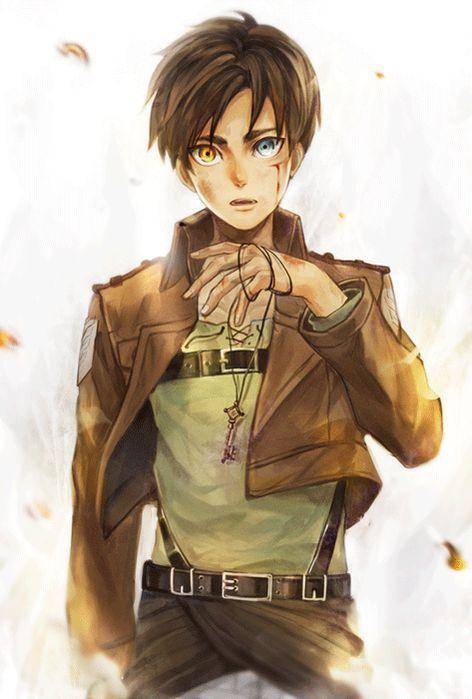 Ảnh anime eren Attack on titan