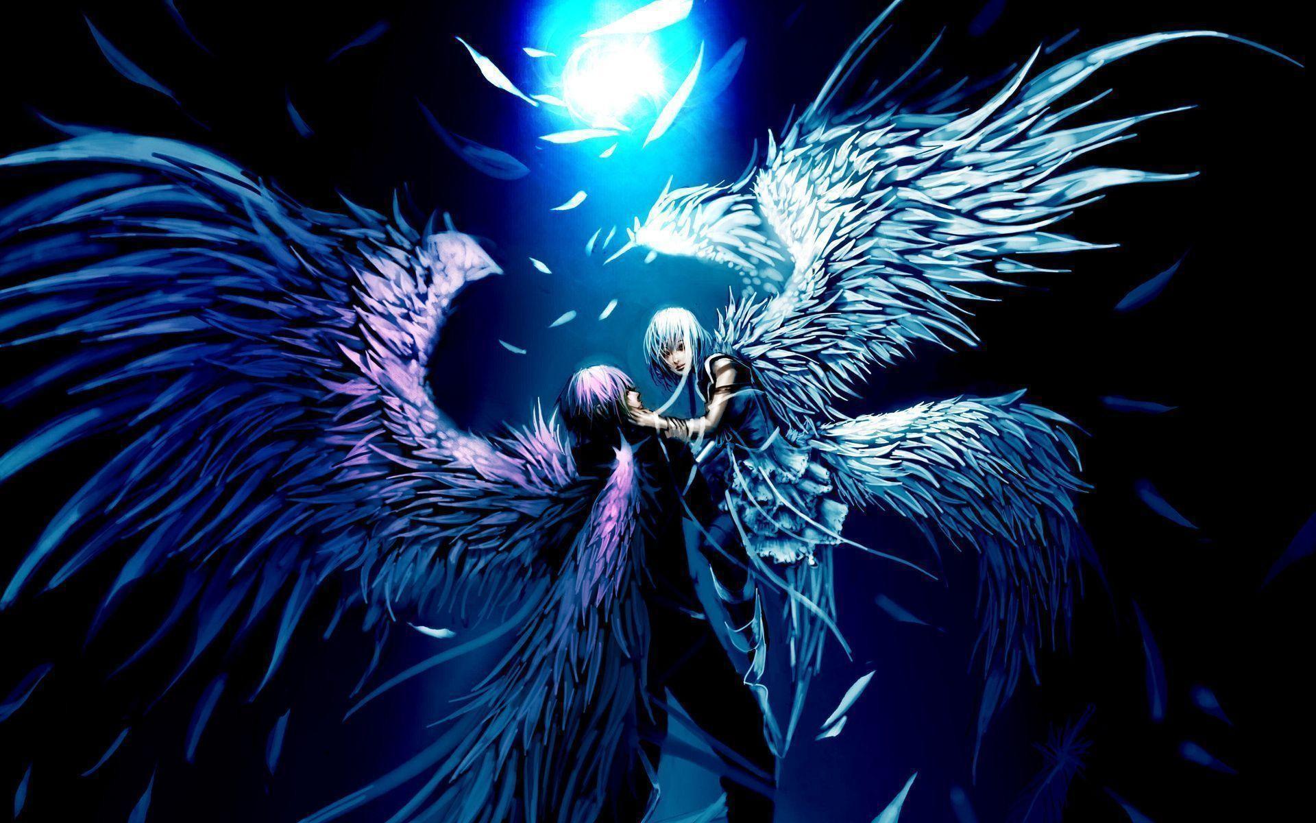 Ảnh cánh thiên thần