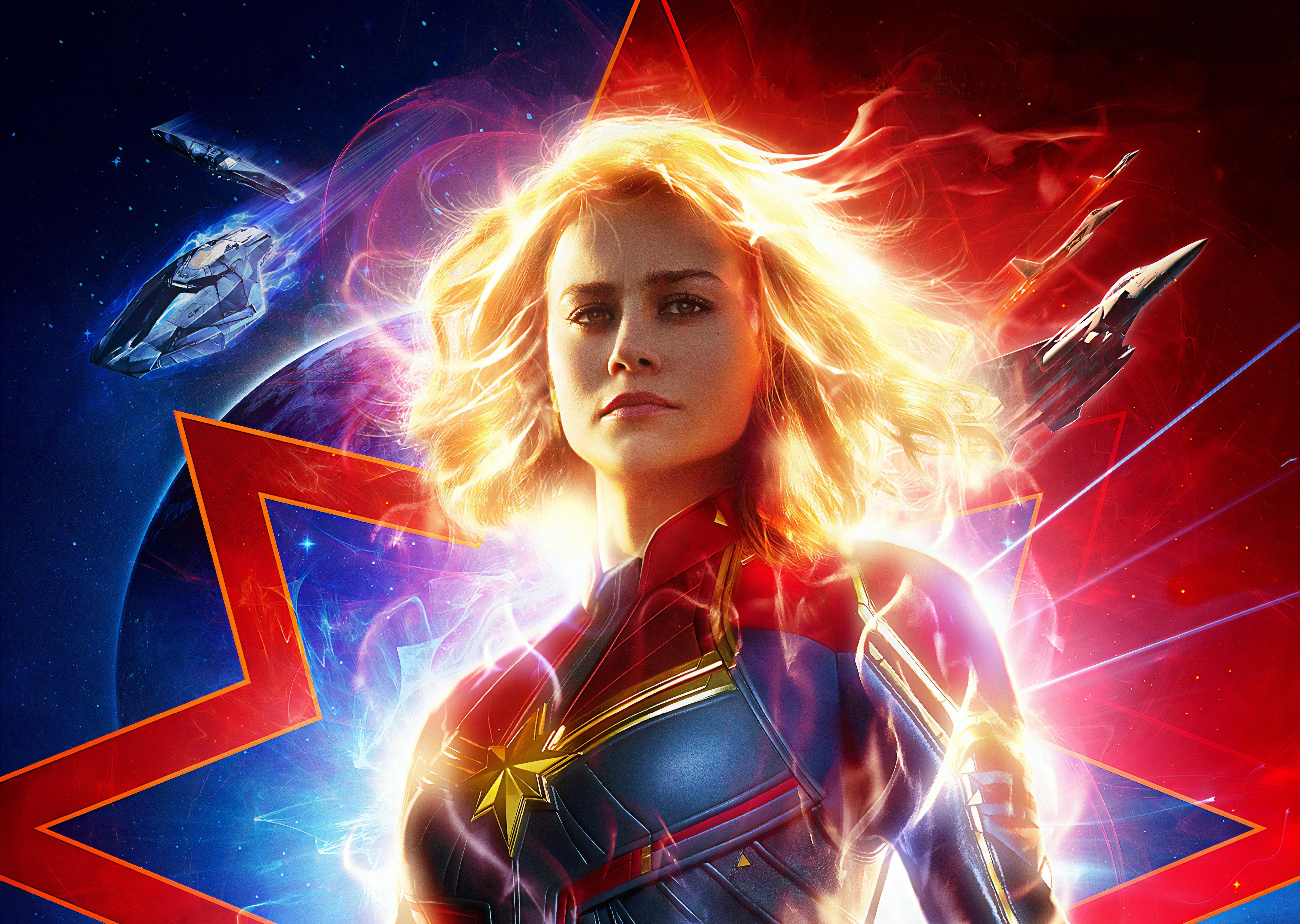 Ảnh Captain Marvel MCU