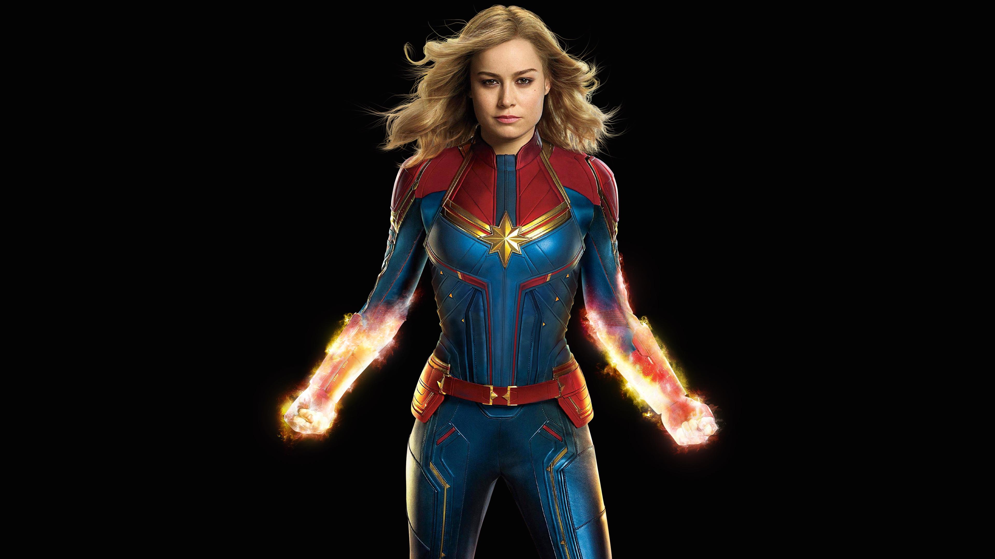 Ảnh Captain Marvel xinh gái
