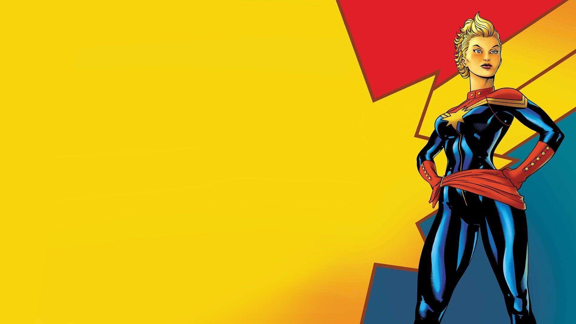 Ảnh Captain Marvel