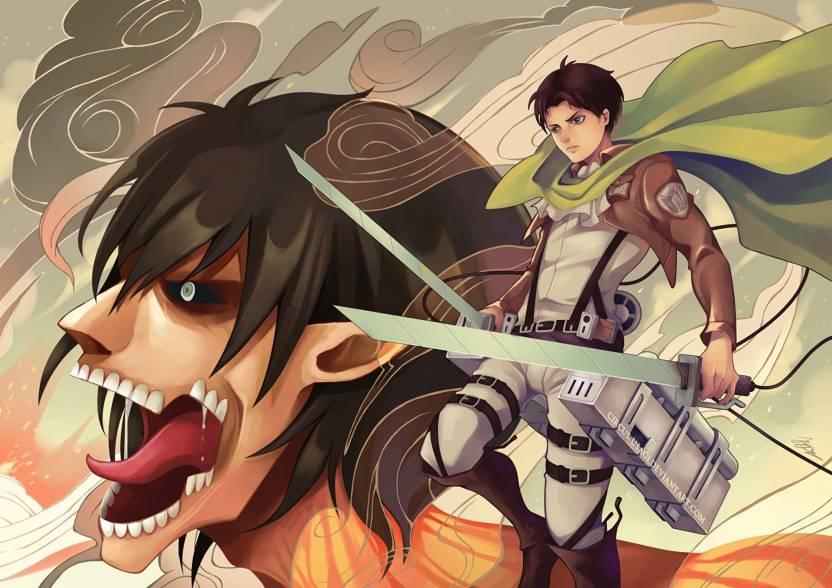 Ảnh đẹp levi Attack on titan
