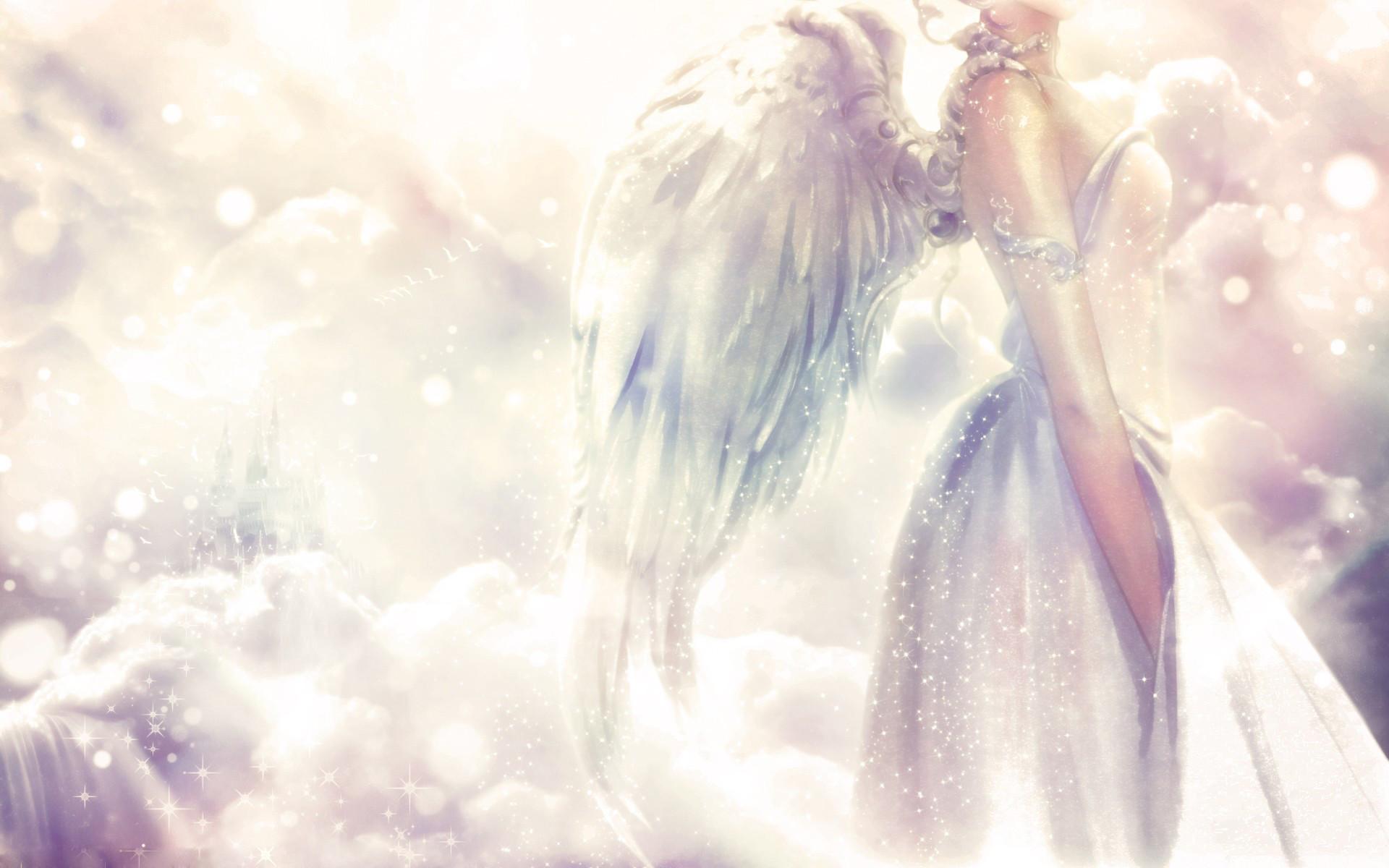 Ảnh đôi cánh thiên thần đẹp nhất