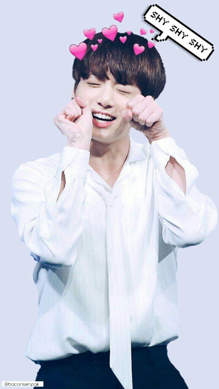Ảnh Joongkook dễ thương nhất