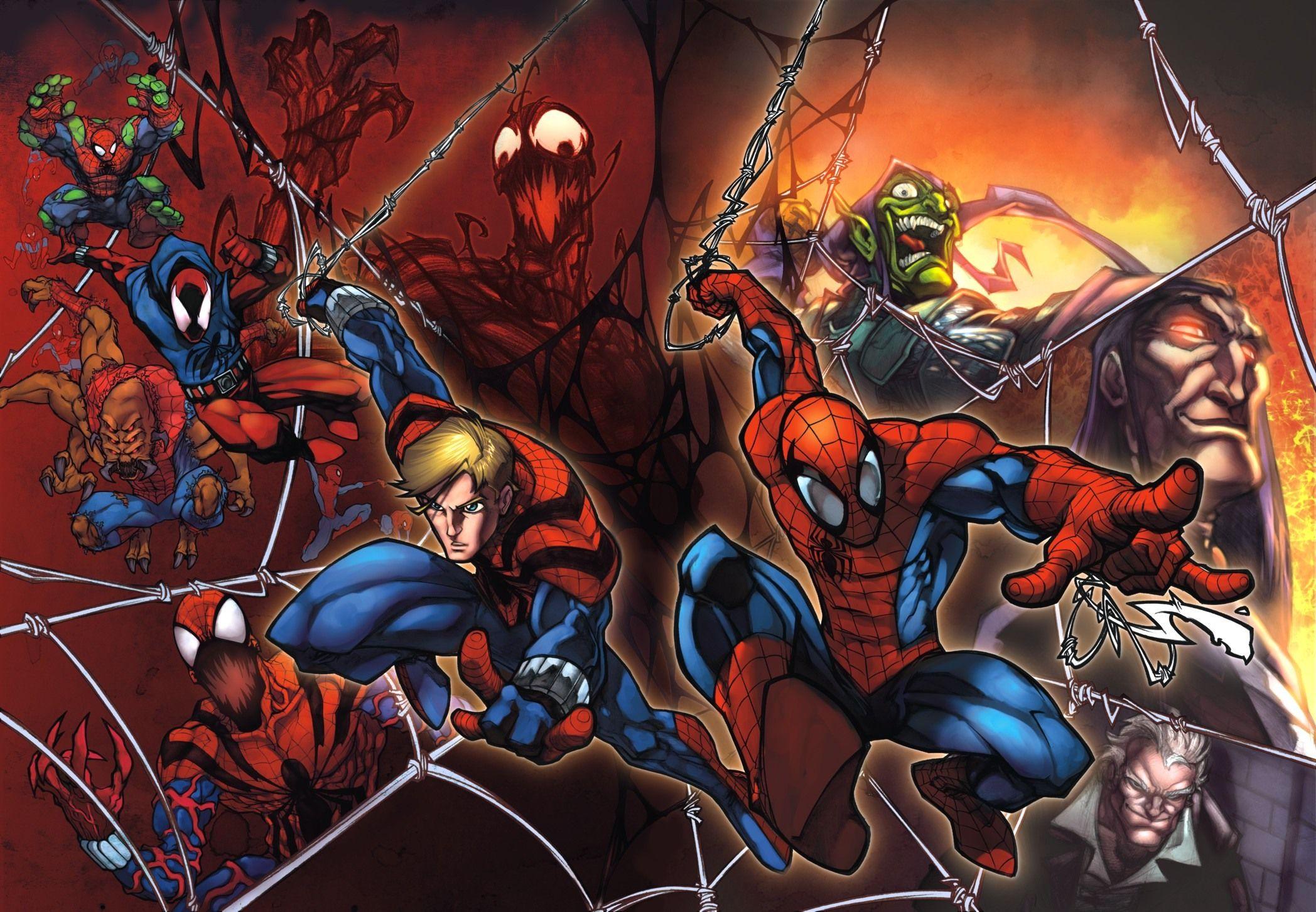 Ảnh người nhện Spider Man