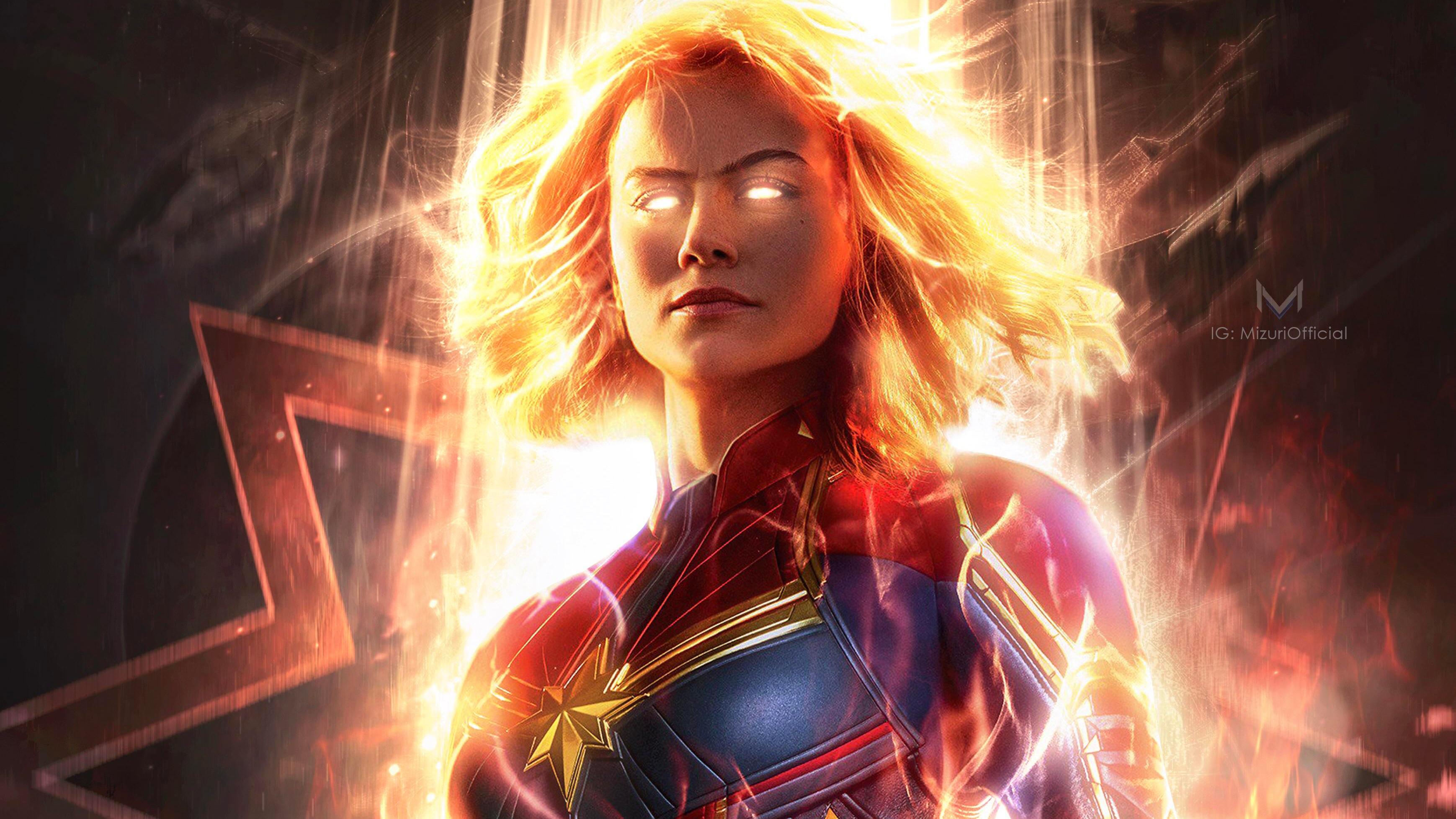 Ảnh phim Captain Marvel