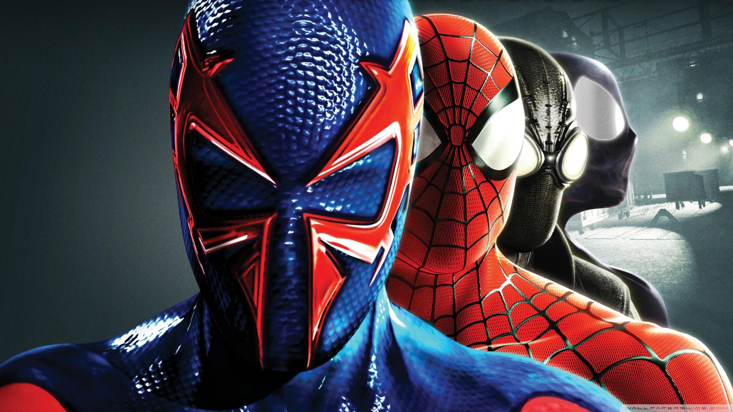 Ảnh Spider Man đánh nhau đẹp
