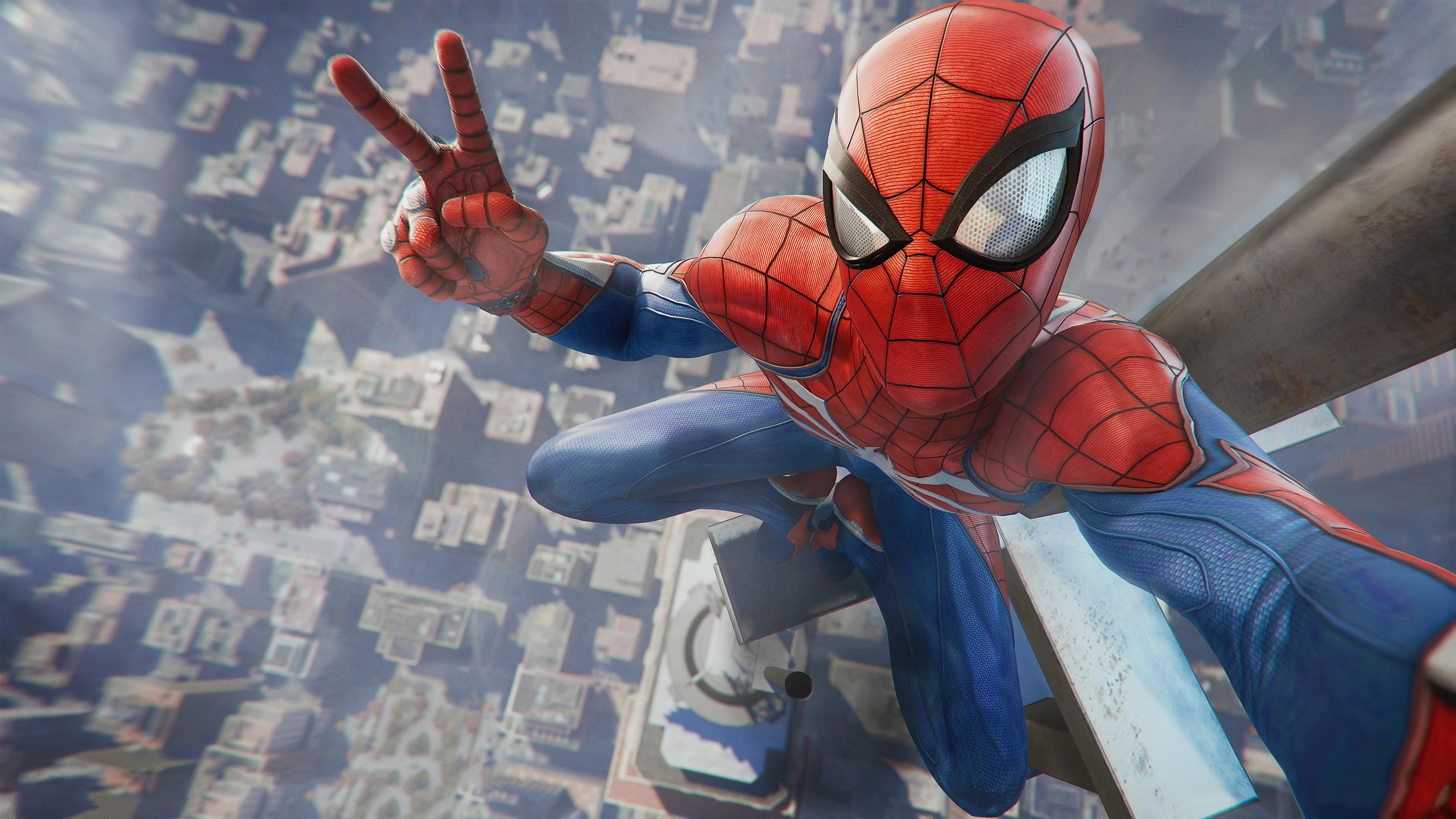 Ảnh Spider Man đẹp nhất