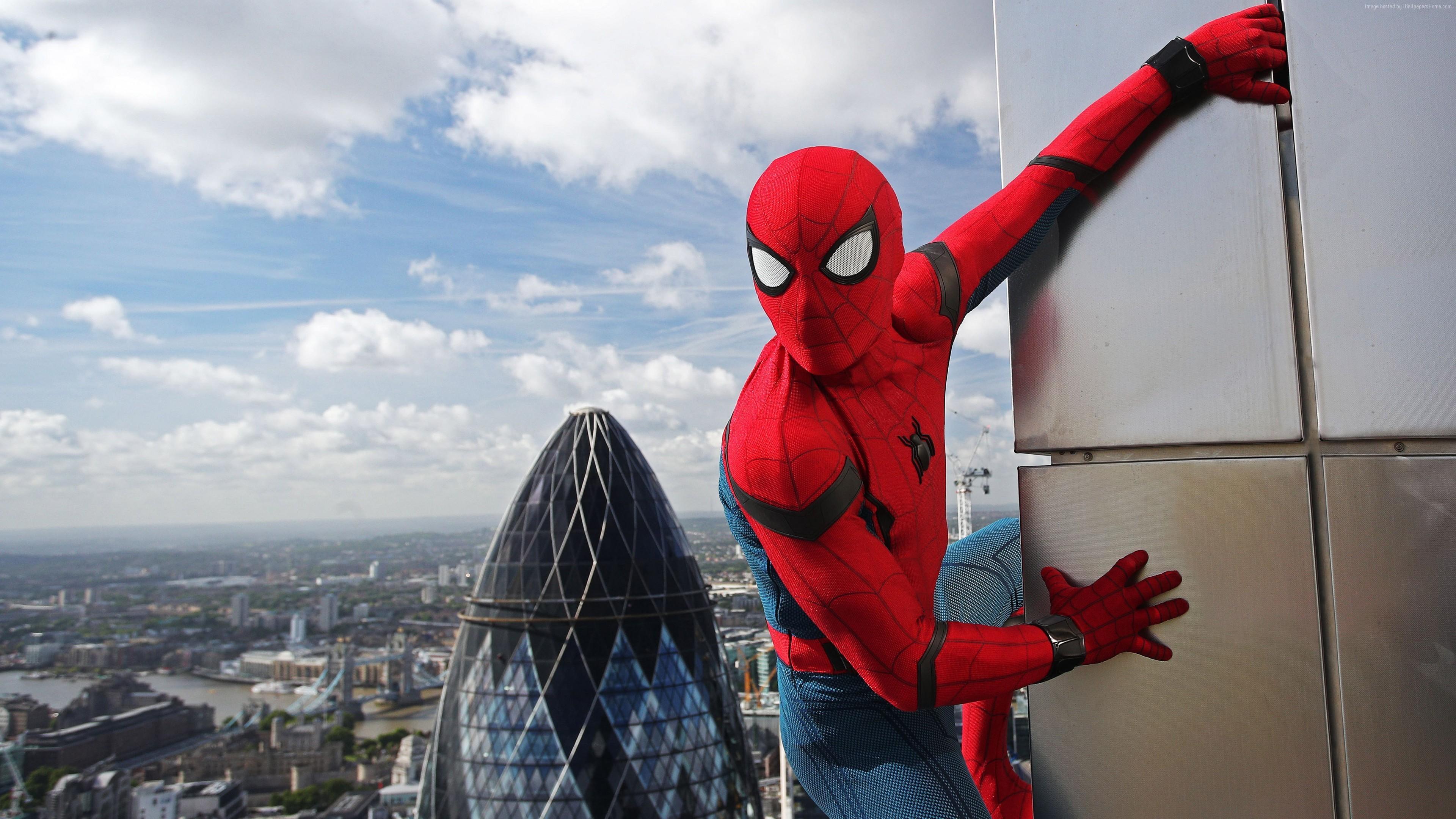 Anh Spider Man dep
