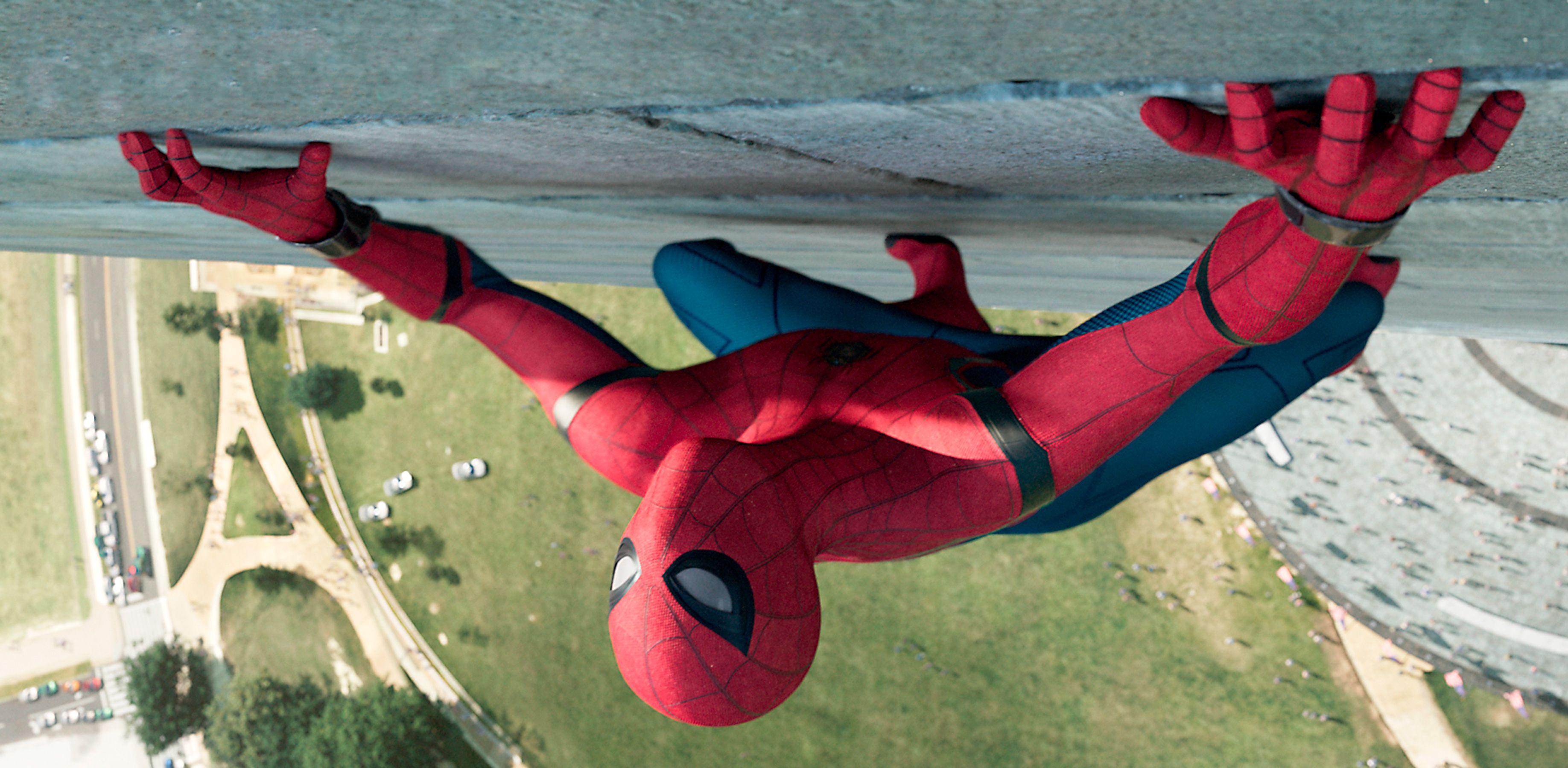 Ảnh Spider Man ngộ nghĩnh nhất