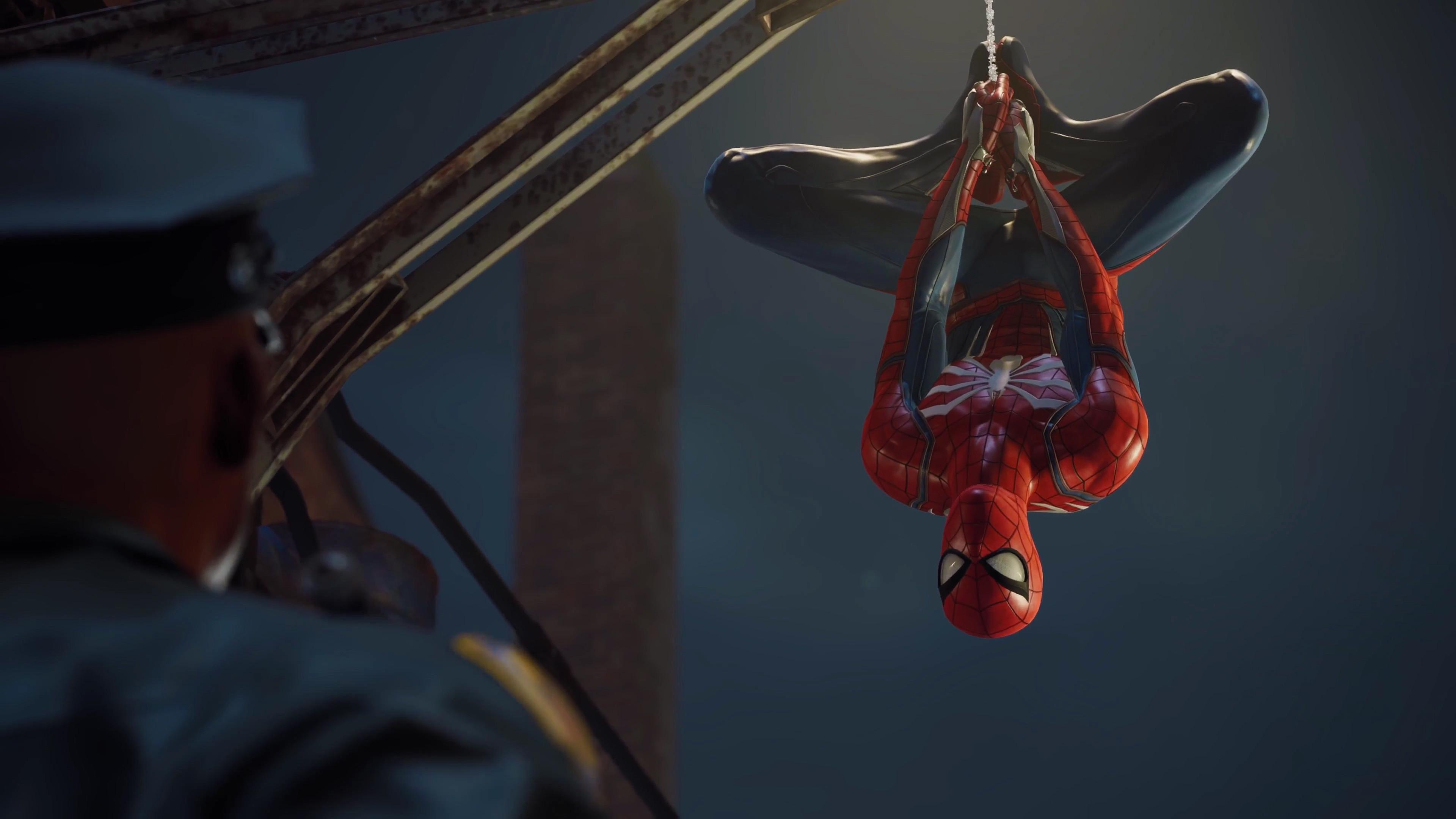 Ảnh Spider Man ngộ nghĩnh