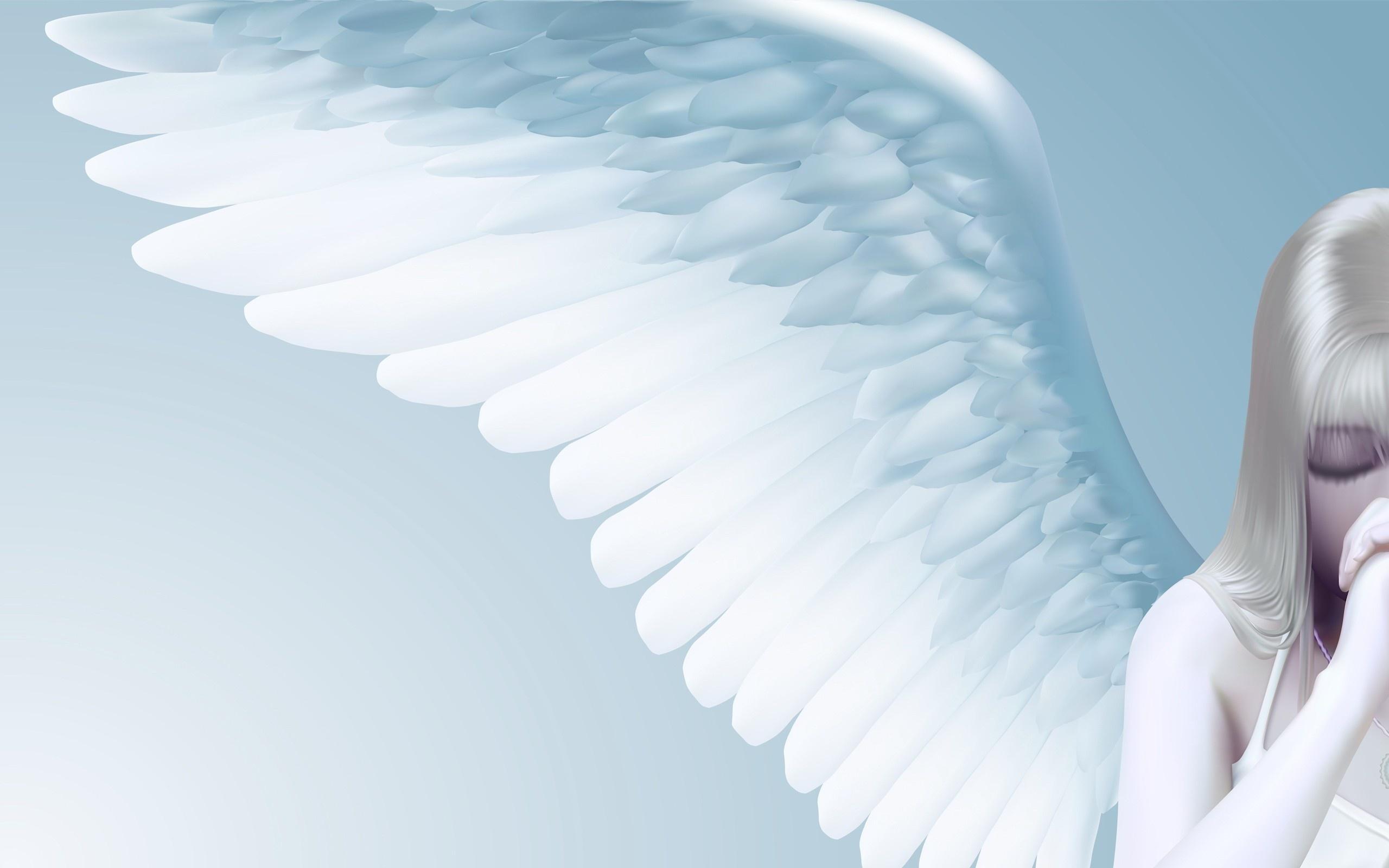 Ảnh thiên thần buồn