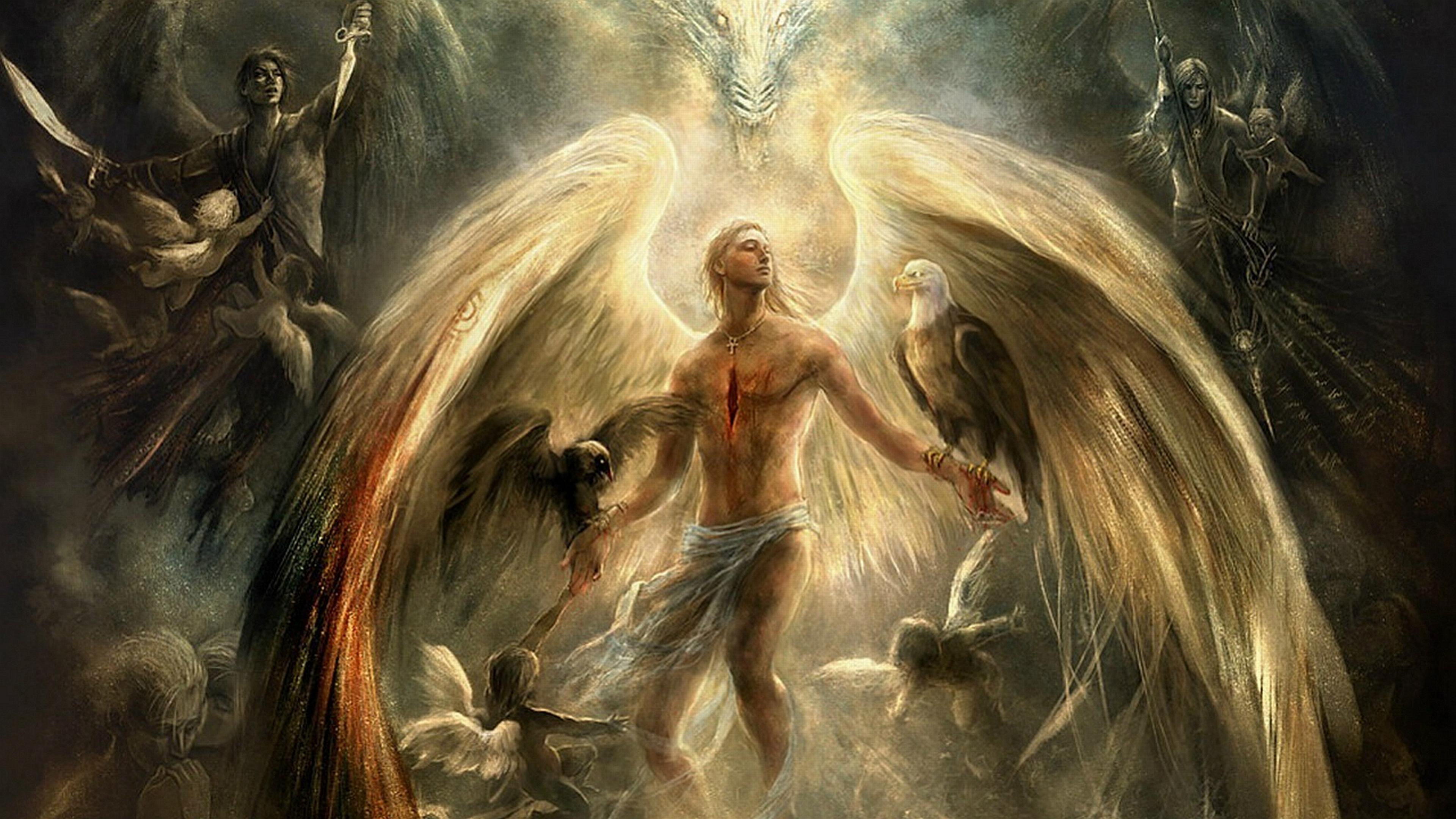 Ảnh thiên thần đẹp nhất