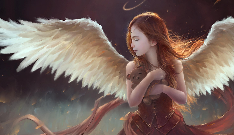 Ảnh thiên thần đẹp