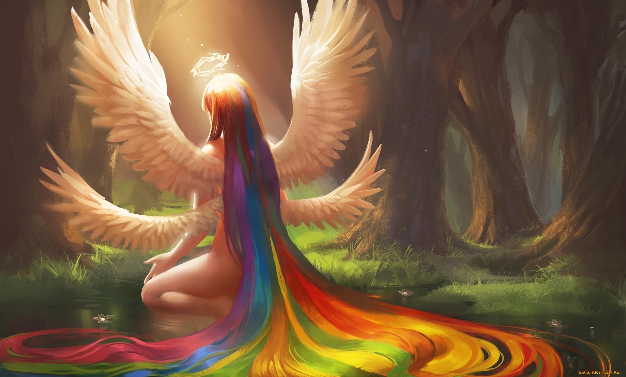 Cánh thiên thần đẹp