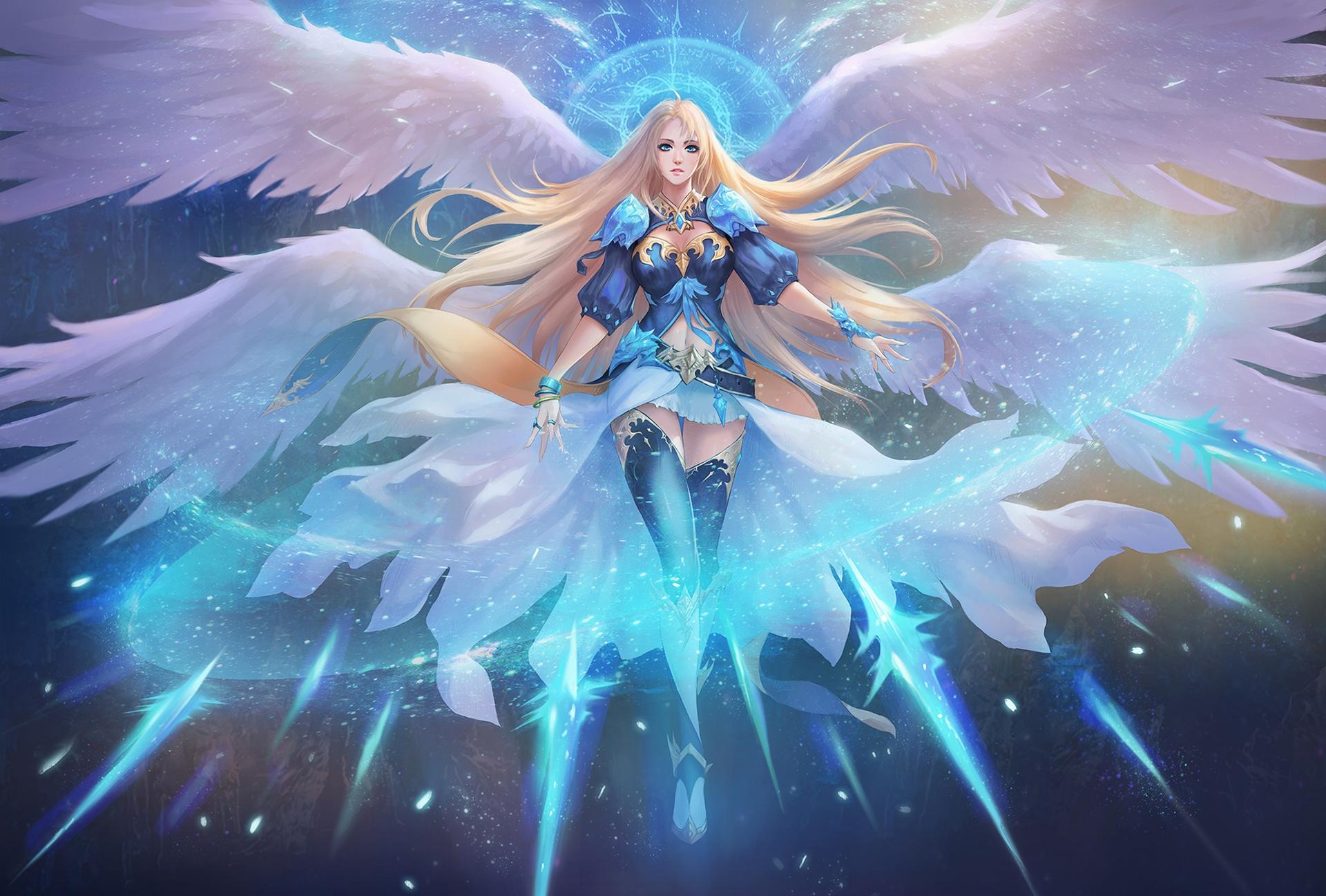 Hình ảnh Angel đẹp