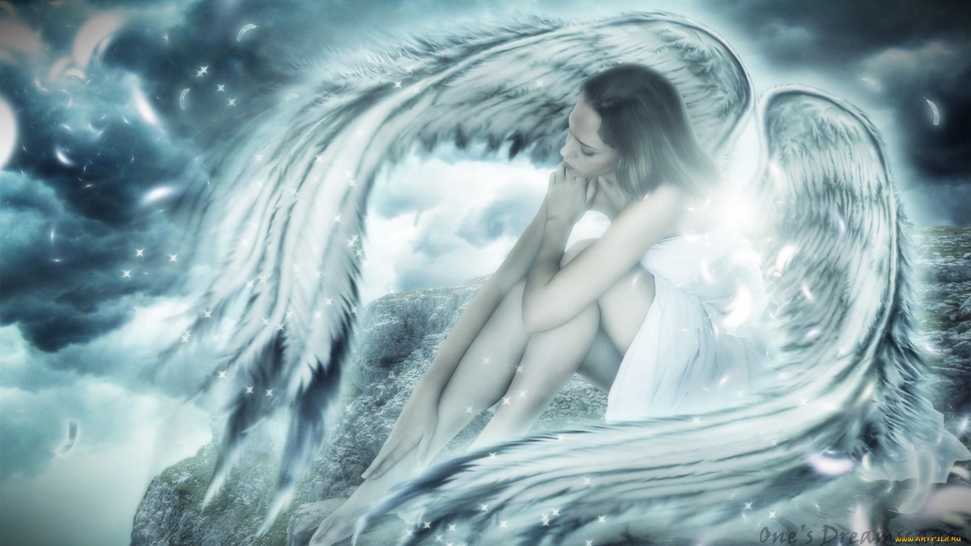 Hình ảnh cánh thiên thần đẹp