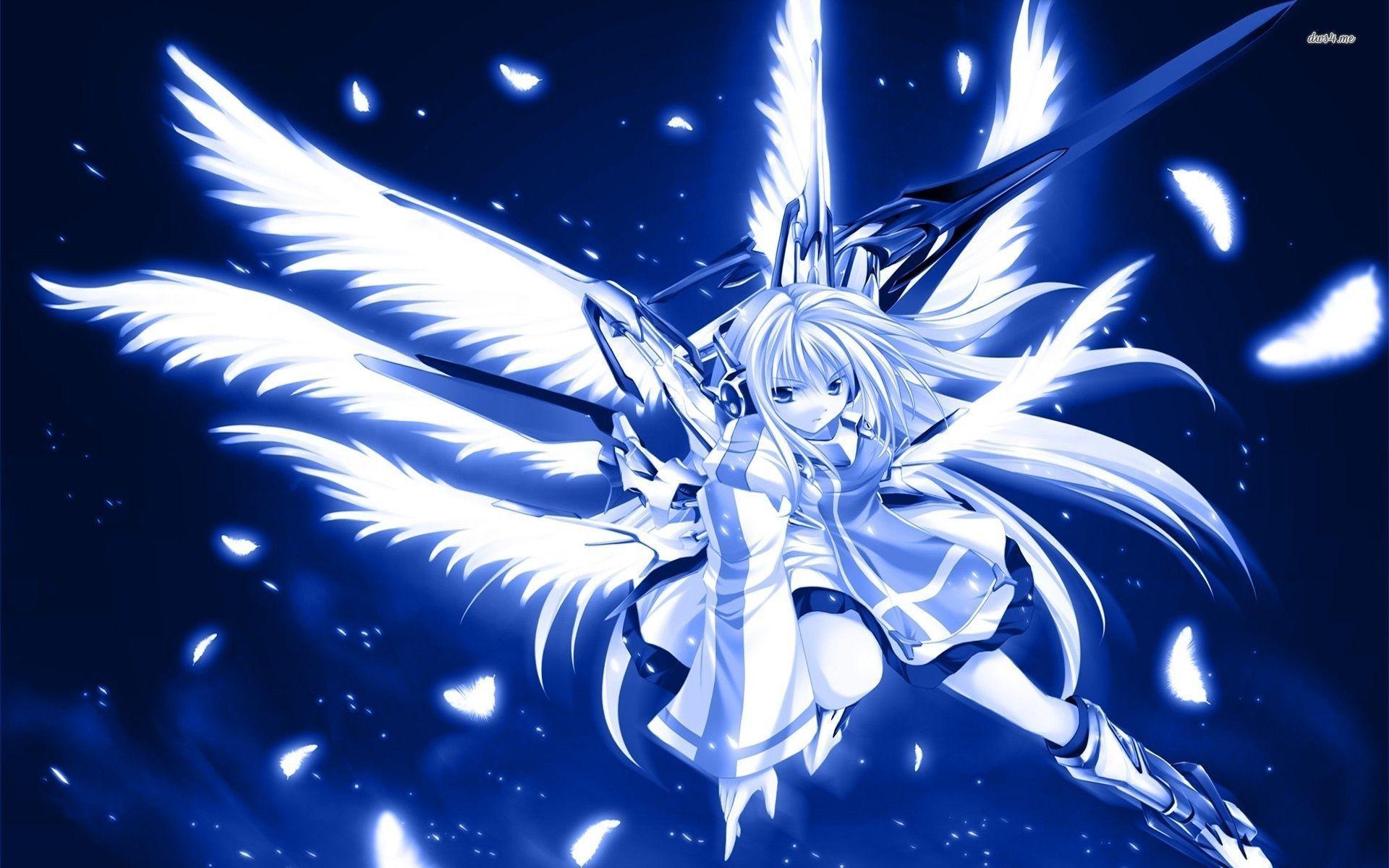 Hình ảnh cánh thiên thần
