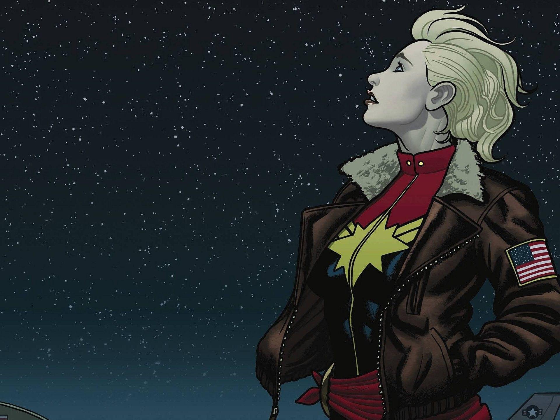 Hình ảnh nữ siêu anh hùng