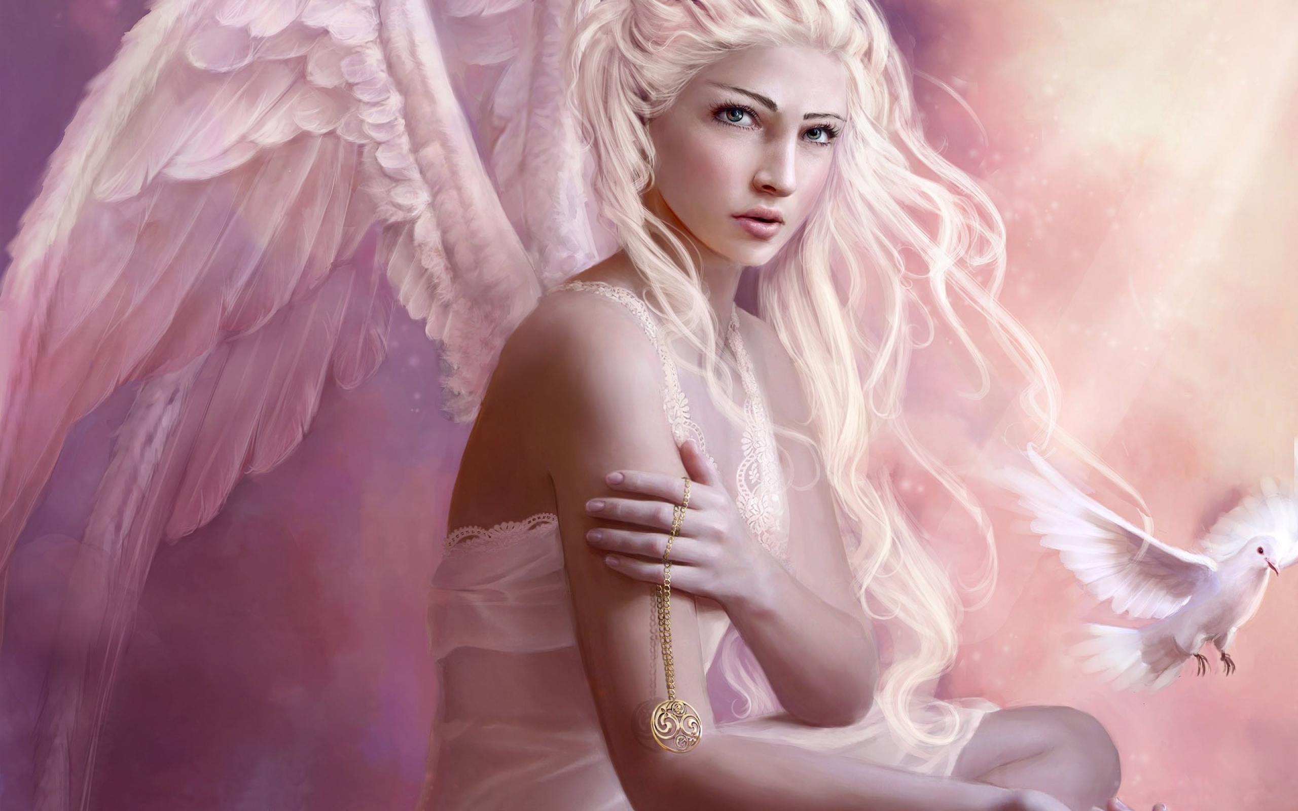 Hình ảnh nữ thiên thần