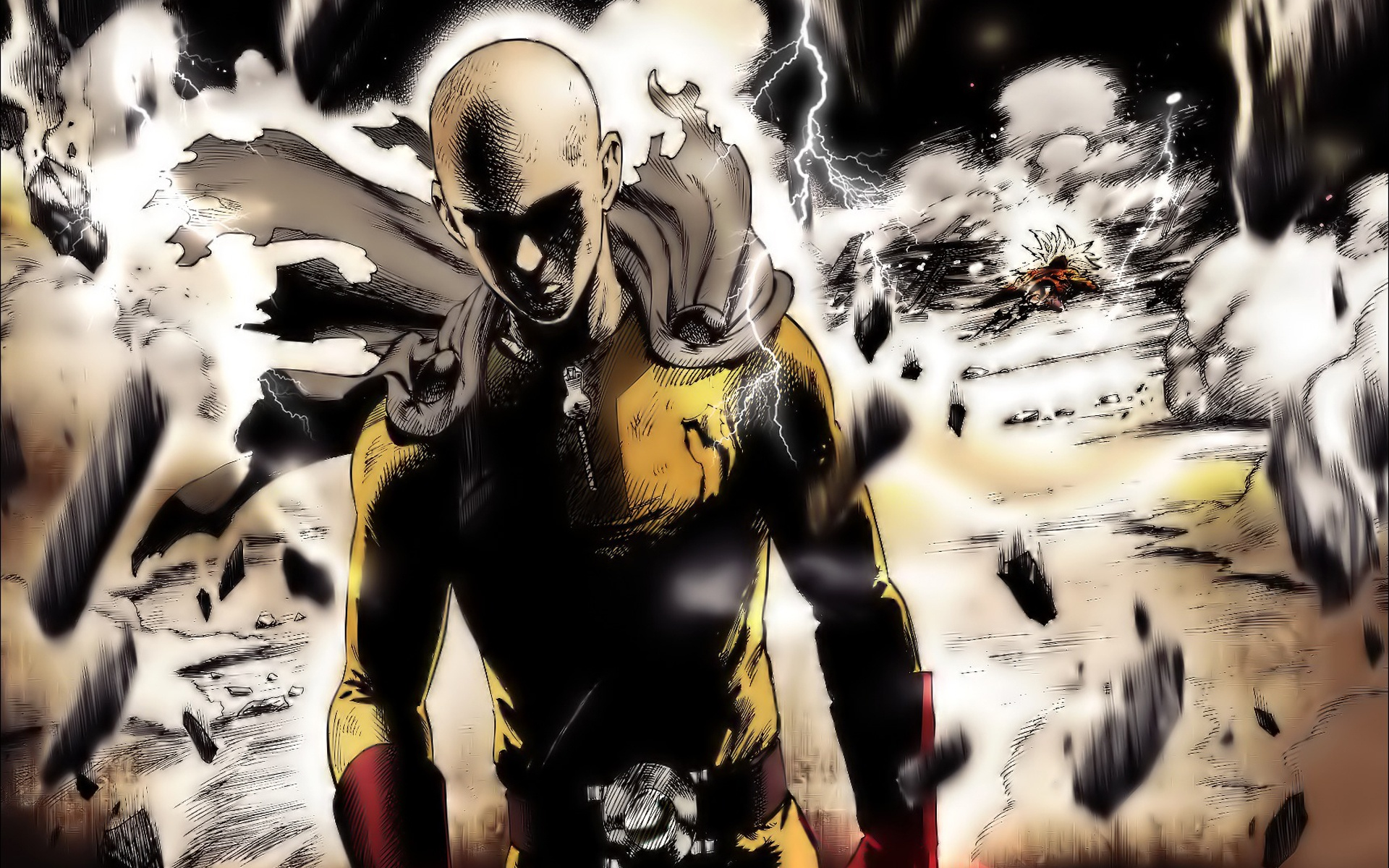 Hinh anh One Punch Man