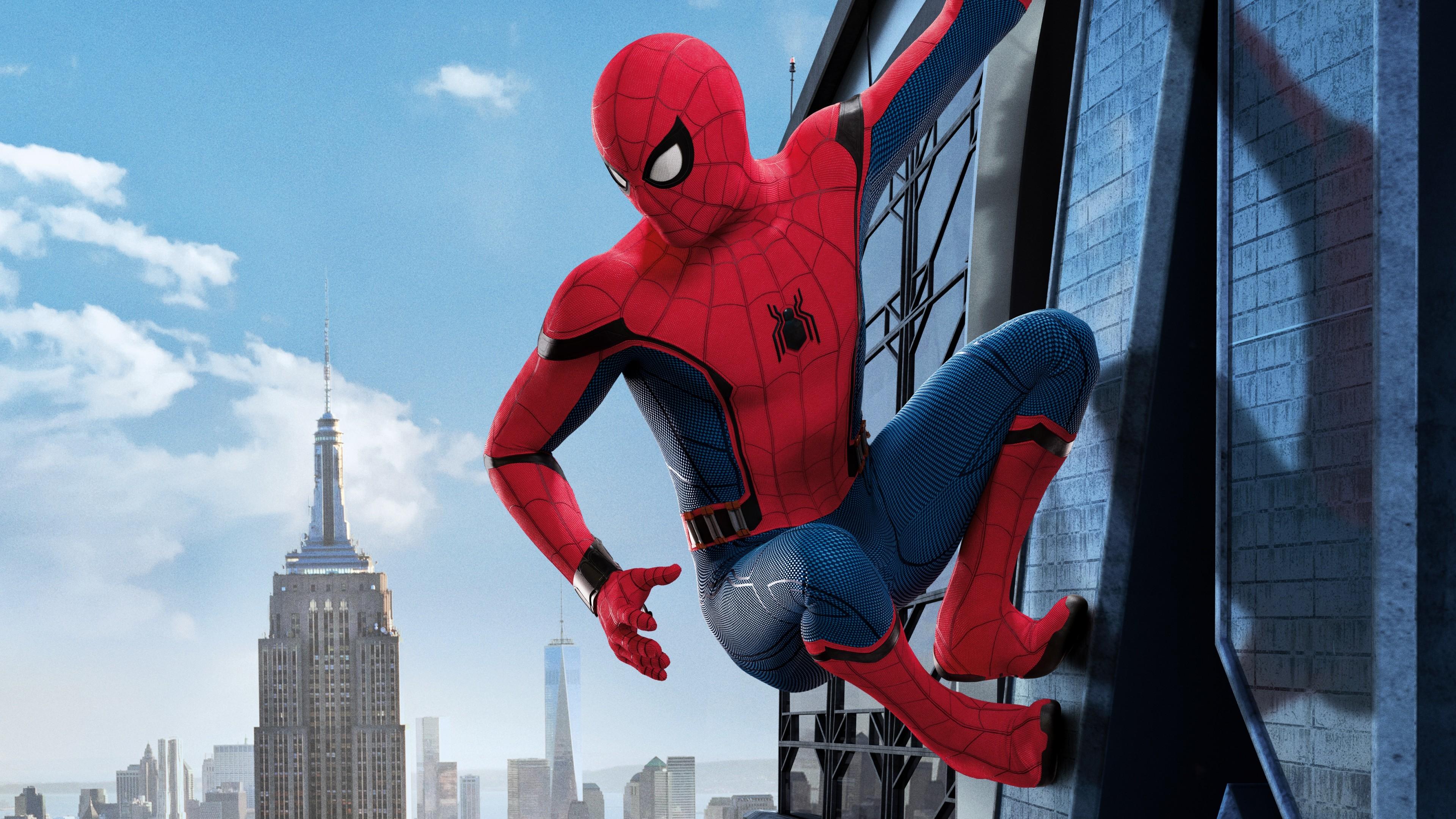 Hình ảnh Spider Man cool ngầu