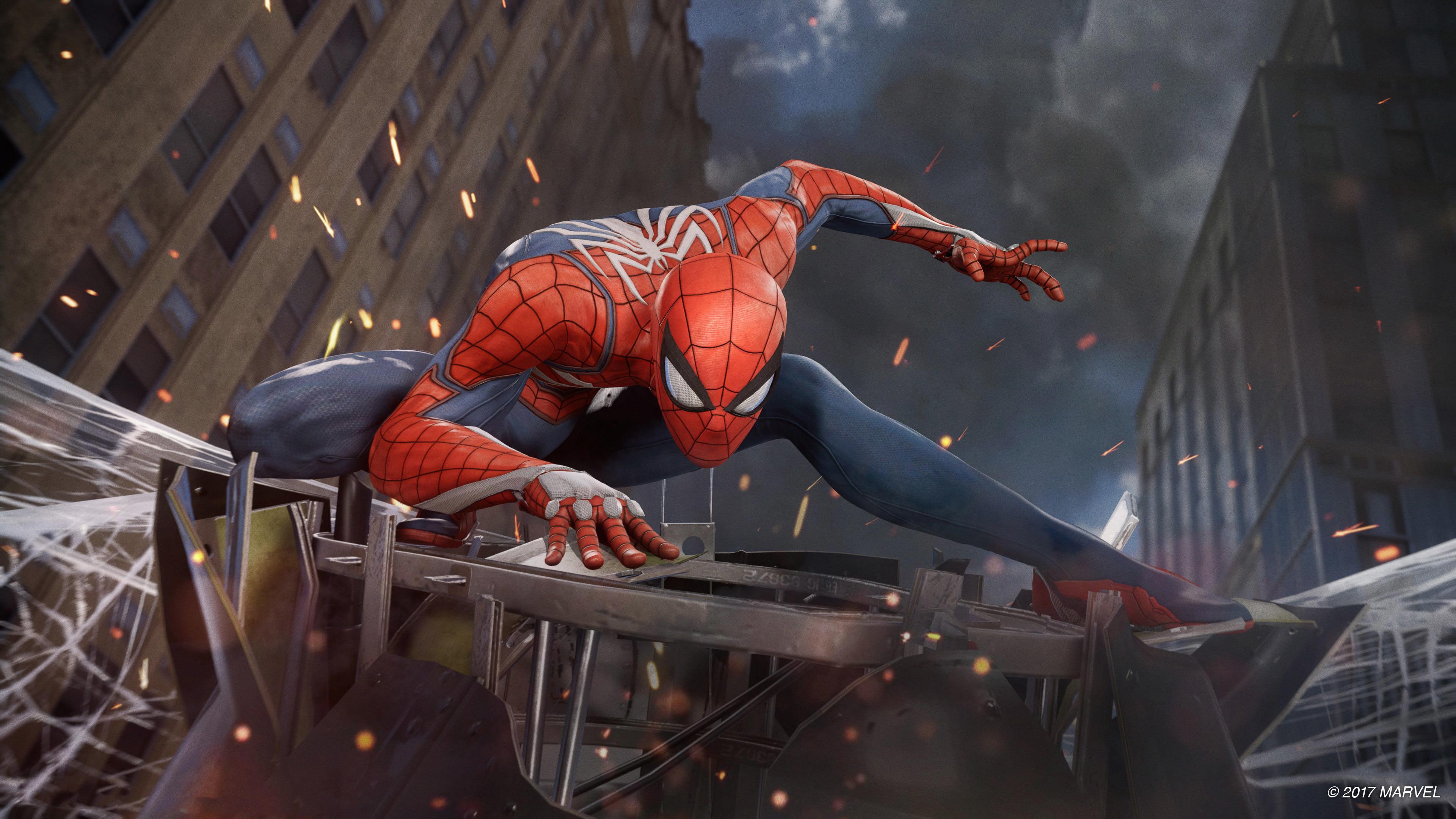 Hình ảnh Spider Man dễ thương
