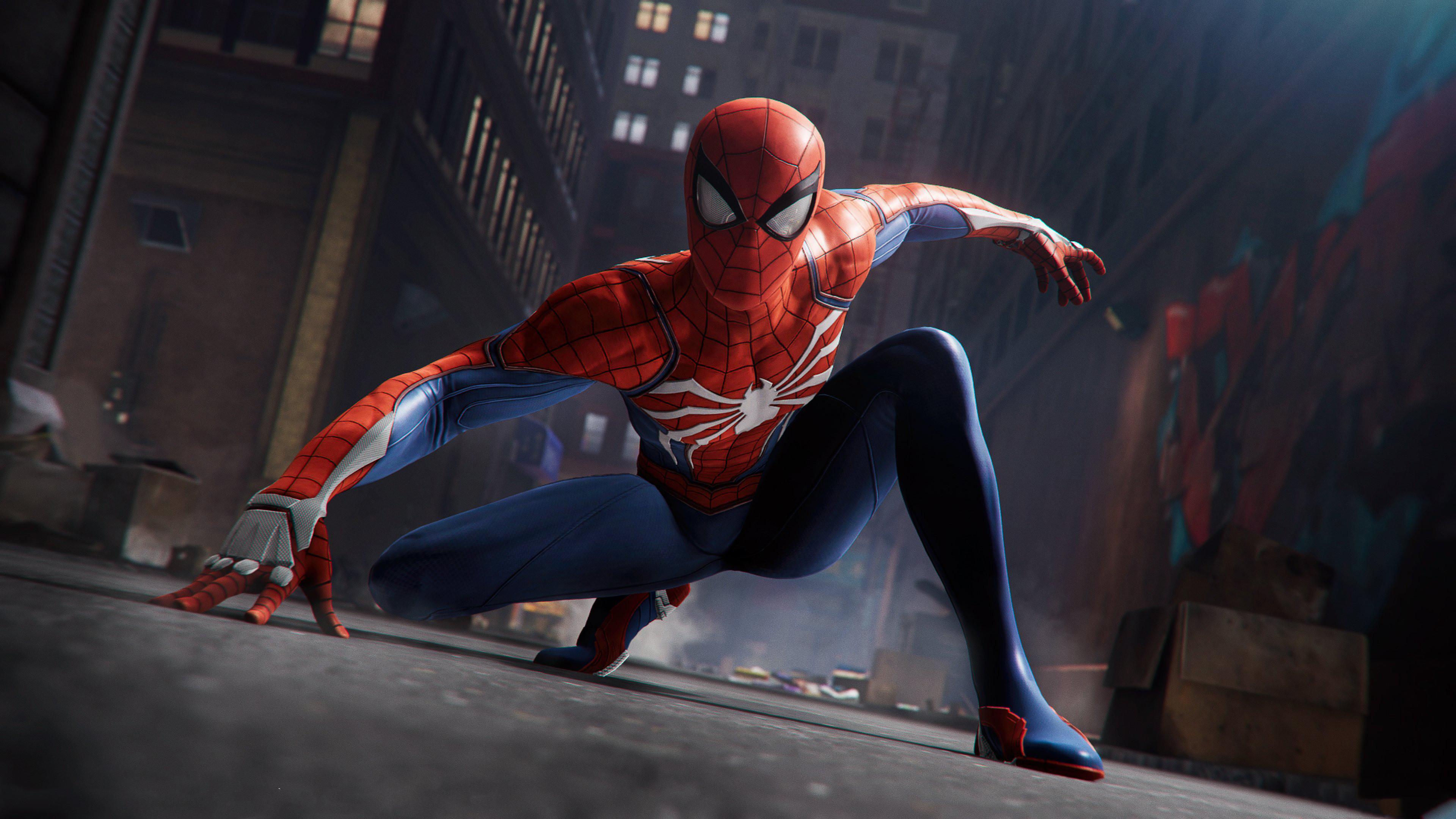 Hinh anh Spider Man dep