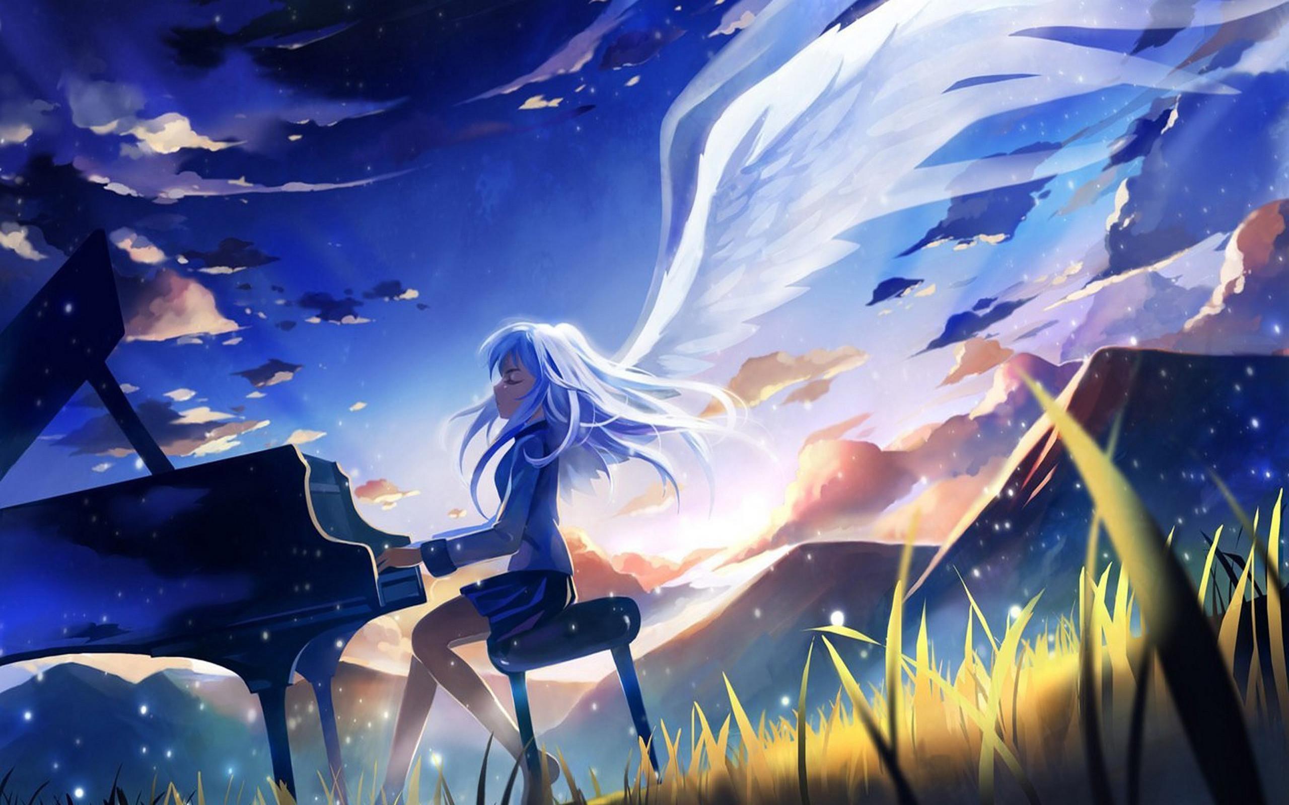 Hình ảnh thiên thần dễ thương