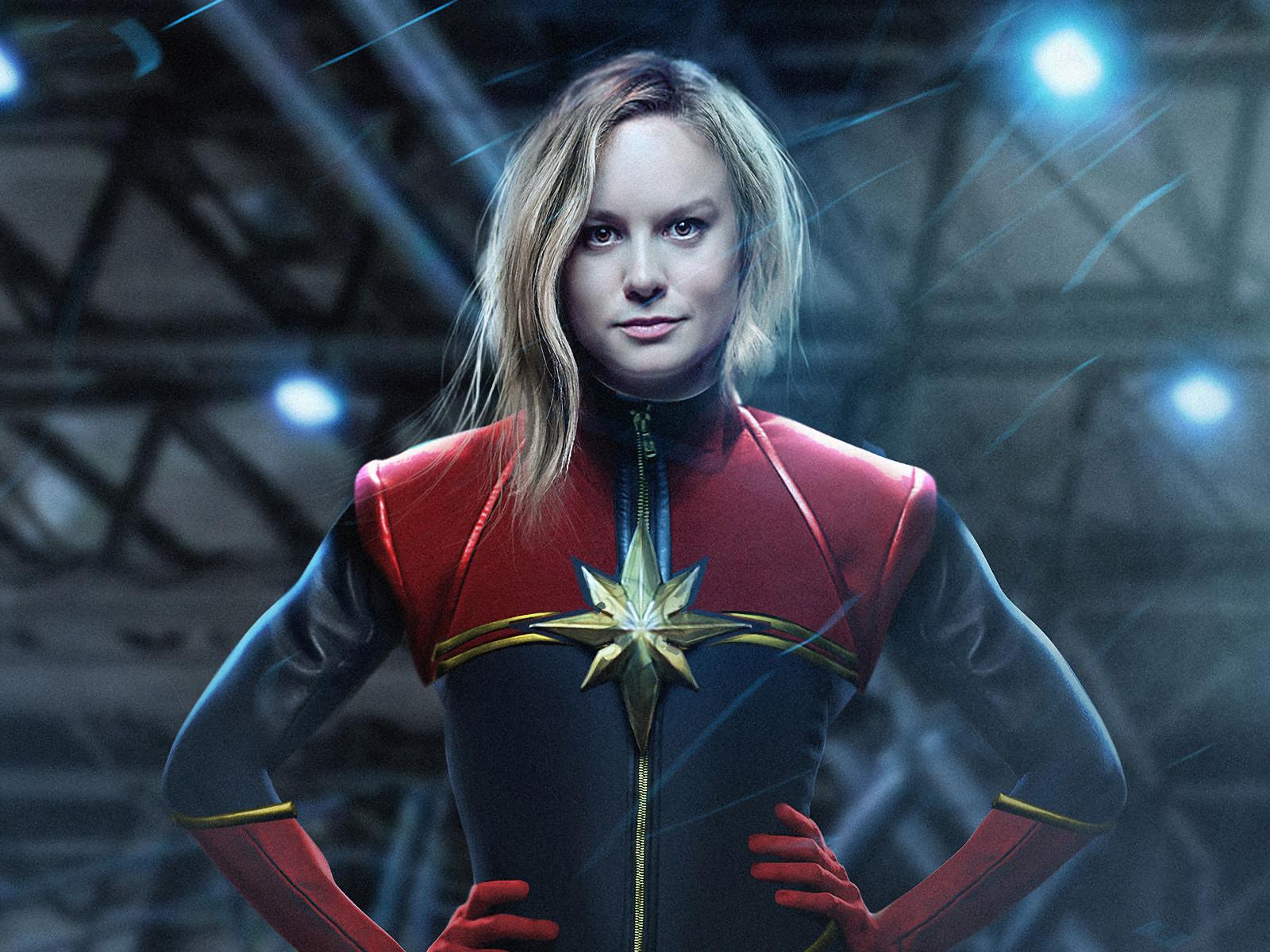 Hình Captain Marvel
