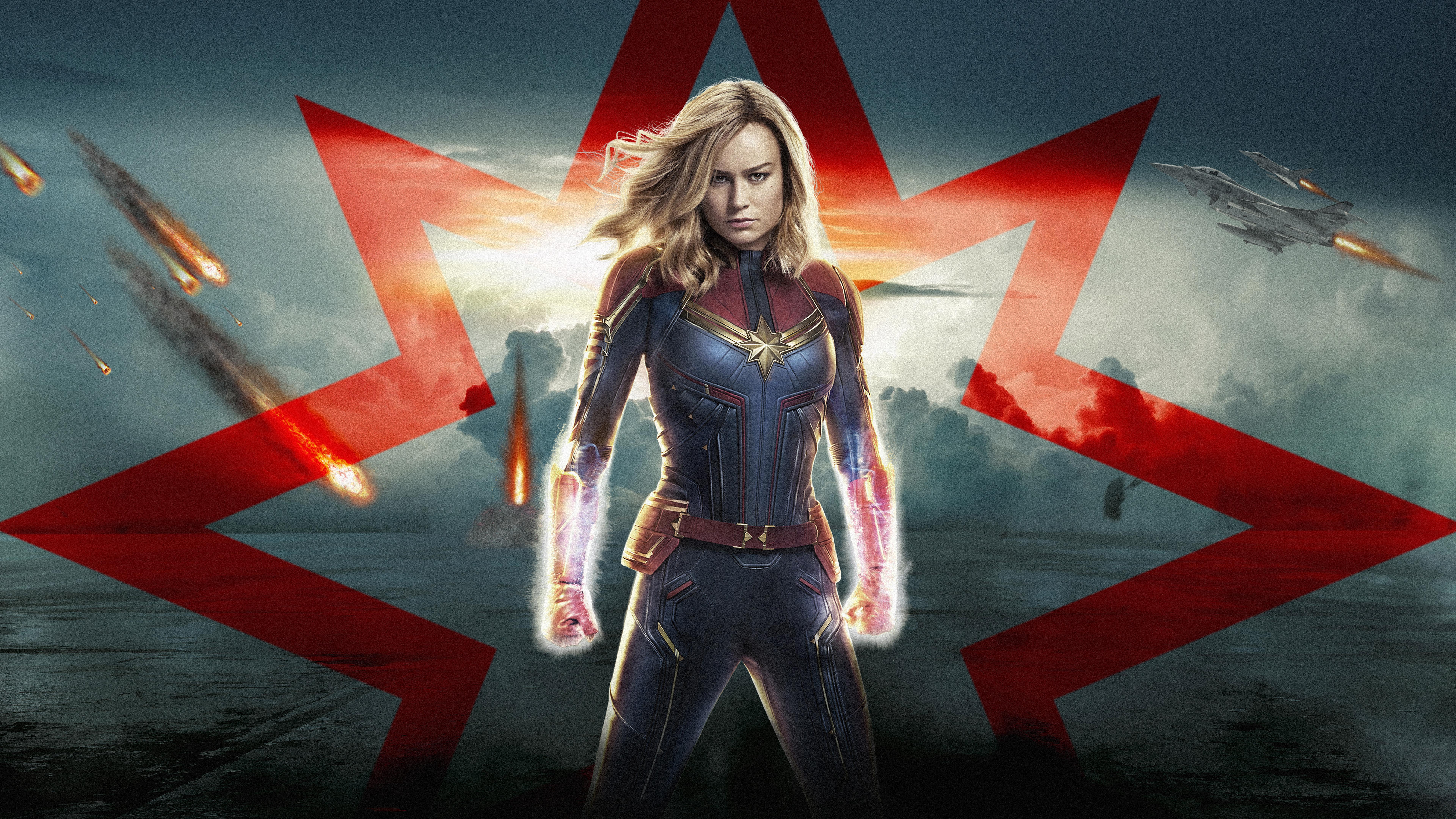 Những hình ảnh Captain Marvel