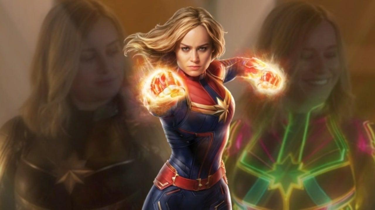 Sức mạnh của Captain Marvel