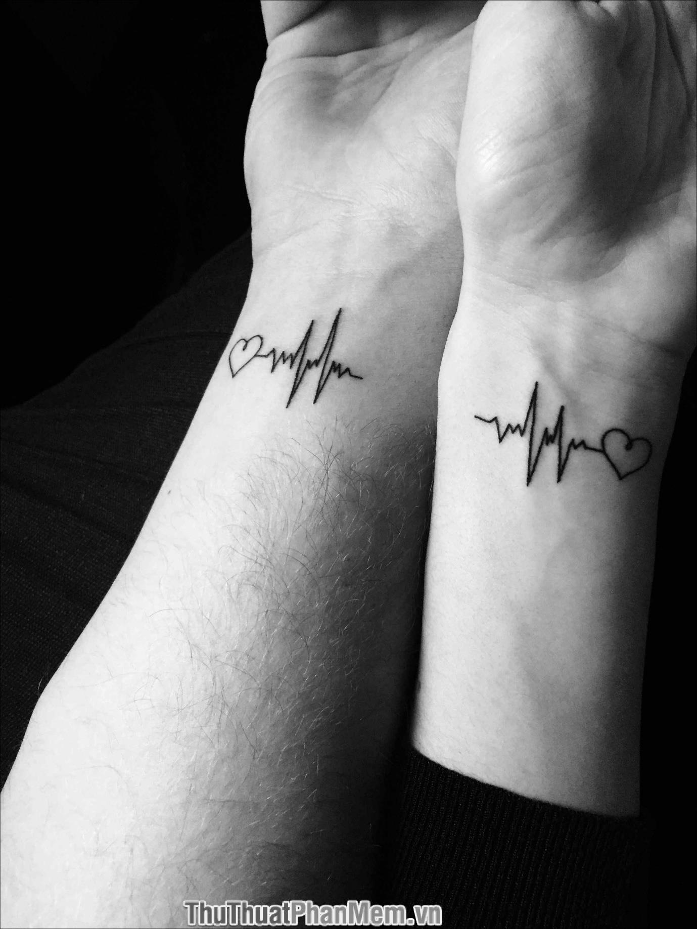 Tình yêu khiến trái tim hai ta thổn thức, loạn nhịp