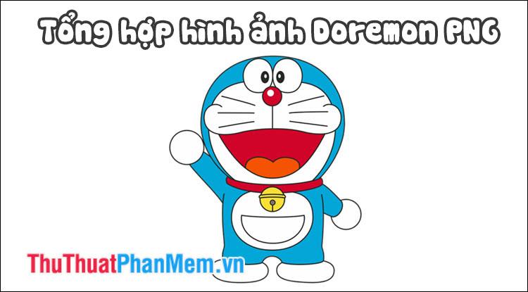 Tổng hợp ảnh Doremon PNG