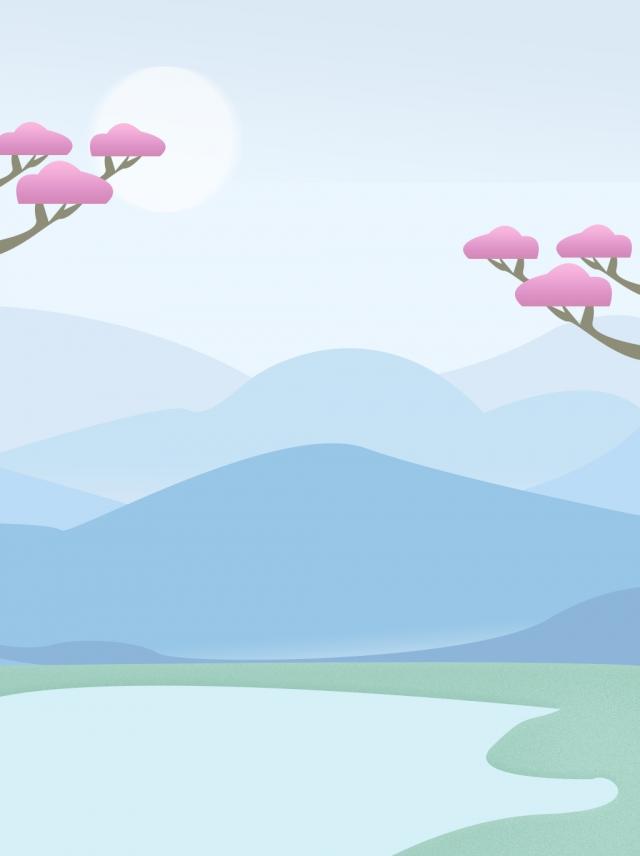 Background thiên nhiên đơn giản
