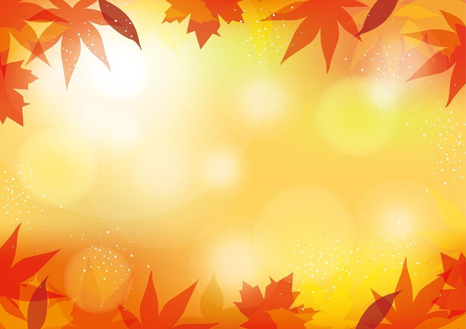 Background thiên nhiên mùa thu