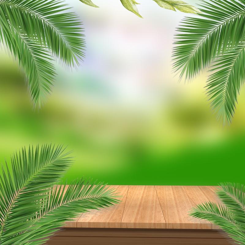 Background thiên nhiên xanh lá