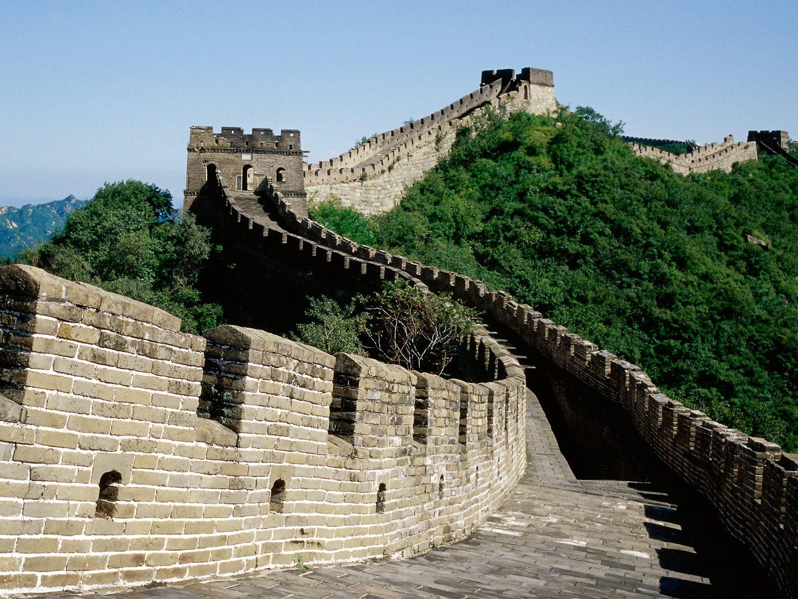 Hình ảnh Vạn Lý Trường Thành cực đẹp của Trung Quốc