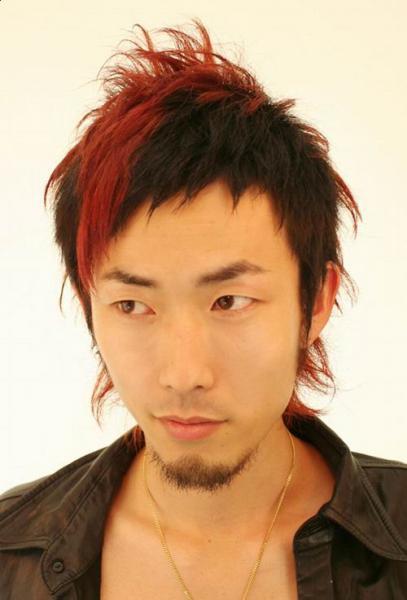 Kiểu tóc nam Hàn Quốc cắt ngắn cá tính